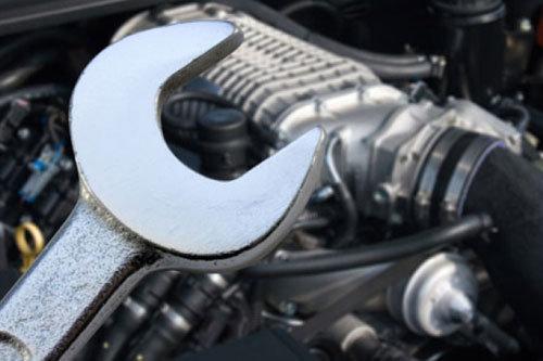 Ремонт двигателя Isuzu NQR в